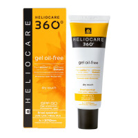 HELIOCARE 360* Gel Dry Touch - Солнцезащитный гель с SPF50, 50мл, (Хелиокеа)